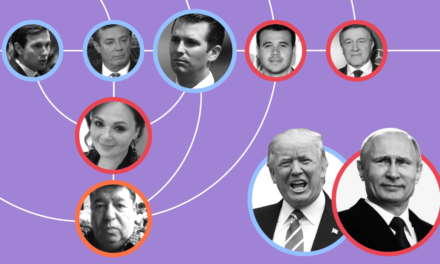 Trump's internet of Russian connections expands with Miss Universe attaches