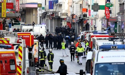 Two dead in significant procedure targeting believed Paris strikes mastermind