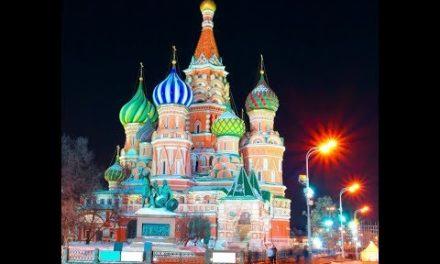 RUSSIA 2018 WORLD CUP: QUE ES EL KREMLIN?