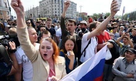 Le primary opposant au Kremlin, Alexe ï Navalny, et plus de 350 de ses upholders ont été arrêtés sa