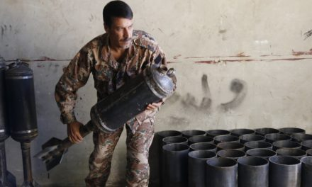 RECORD: Mustard Gas Utilized In Syria