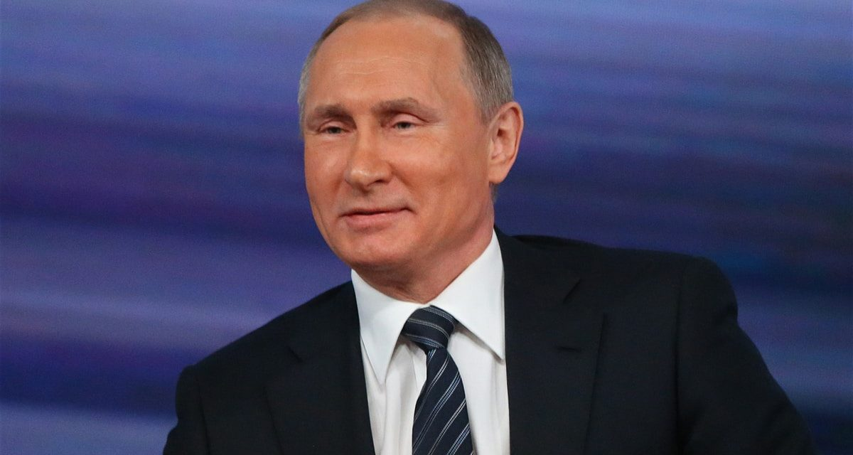 Vladimir Putin calls Donald Trump a 'skilled and also really intense male'