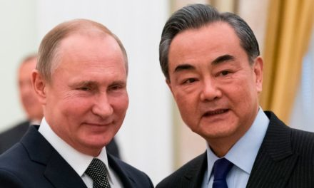 China informs relationships with Russia at 'finest degree in background'
