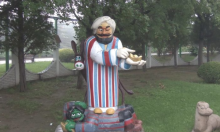 If You Suppose Parks In Russia Are Freaky Just Check Out These Ones In China …