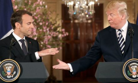 Macron opens up entrance to brand-new Iran handle talks with Trump