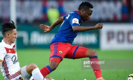 Ahmed Musa ratings 2 objectives for CSKA Moscow versus Arsenal Tula – Pulse Nigeria