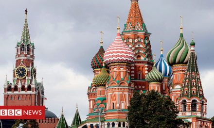 Russia faces address apropos of Machiavellic expulsions