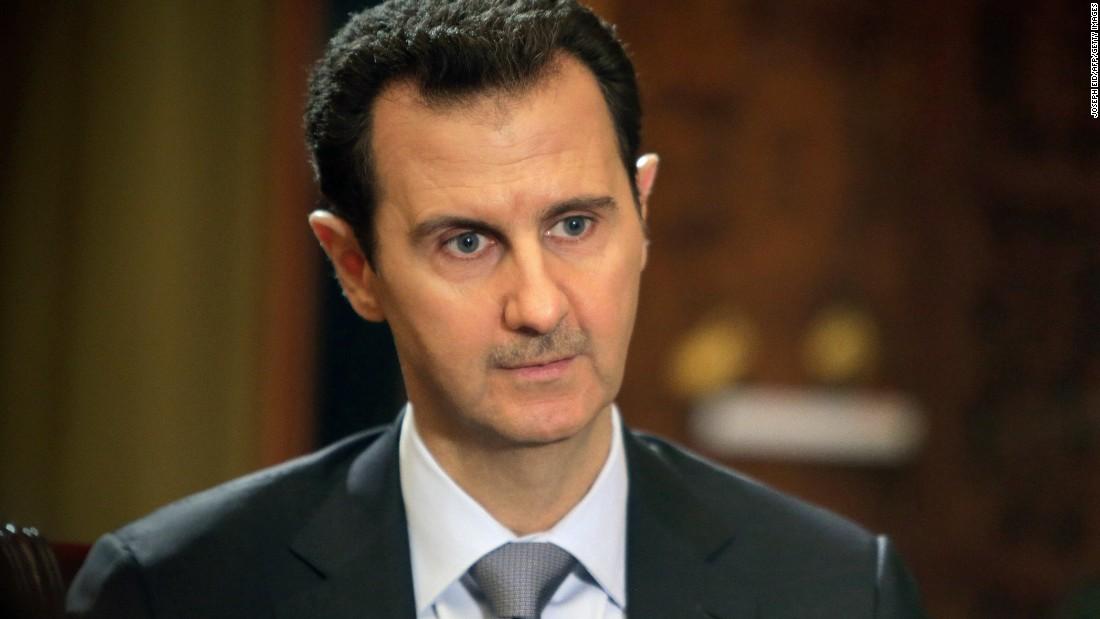 Nation Dept .: Assad employing crematorium to conceal inhumanities