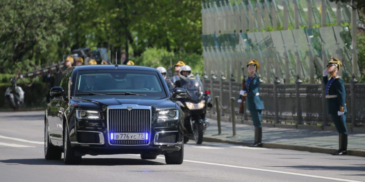 United States Versus Russia: How Does Putin's New Limo Compare to Trump's' Beast '? – Newsweek