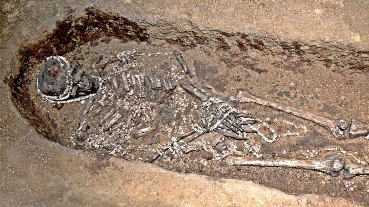 Prehistoric Graves Filled With Treasure Show Hunter-GatherersCared For Their Disabled Children