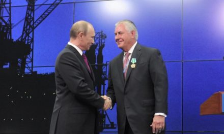 Why is Rex Tillerson as assistant of state so debatable?