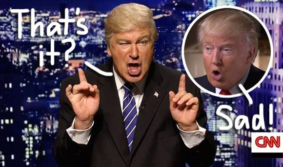 Alec Baldwin Gets Paid HOW MUCH Per SNL Episode all for His Donald Trump Impression ??
