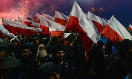 Far-right march on Poland's Independence Day draws 60,000