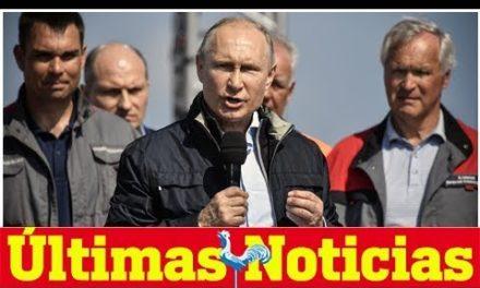 """Vladimir Putin se jacta de su nuevo armory y asegura que garantizará L """"equilibrio estratégico""""…"""