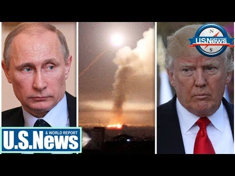 GLOBE WAR 3 FEARS: Russia BACKS Iran as Putin STARES DOWN Trump