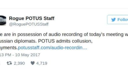 UNPLEASANT! Liberals angry over @RoguePOTUSStaffstory created to show #Resistslouches