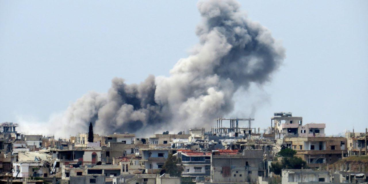 Syria's War Rages Unabated Days After U.S. Strike