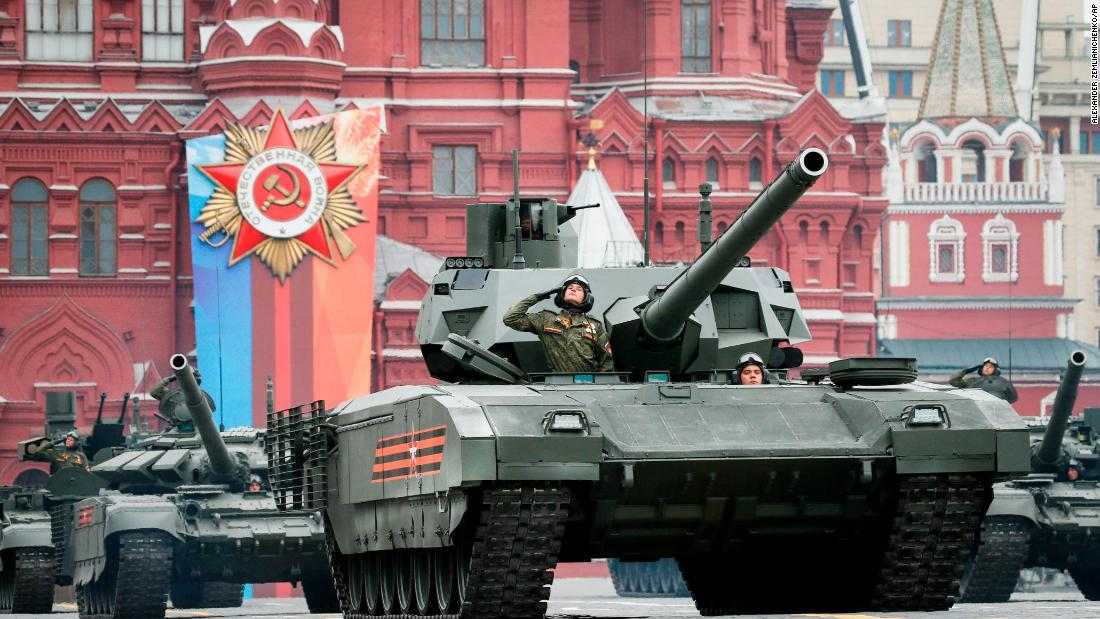 Why this year's Victory Day ceremony in Red Square issues