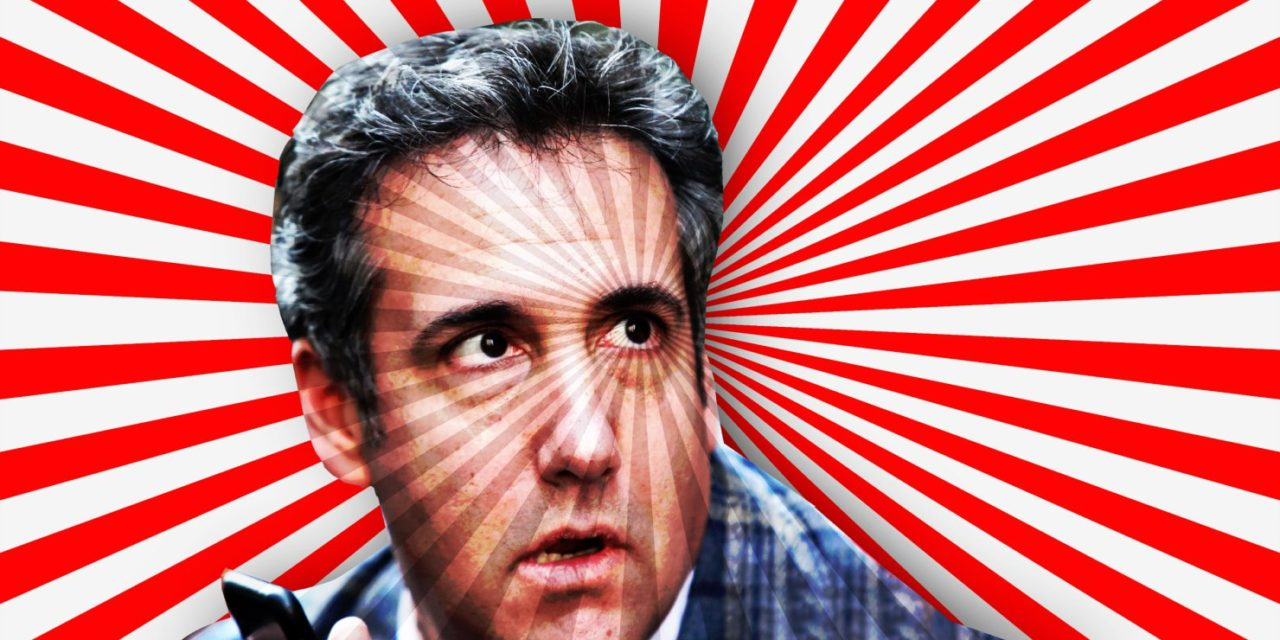 Michael Cohen Scandal Goes Supernova With Foreign Money
