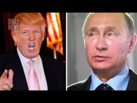 Putin vs Trump: Russian spy airplane found over Washington in the middle of skyrocketing stress – DAILY NEWS