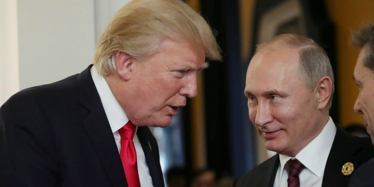 UNITED STATE Sanctions Hit Putins Son in Law, Manafort Patron, NRAs Man in Moscow as well as More