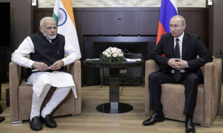 Putin and also Modi review tactical collaboration– Lavrov – TASS