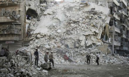 Airstrikes return to simply hrs after the Aleppo ceasefire finishes
