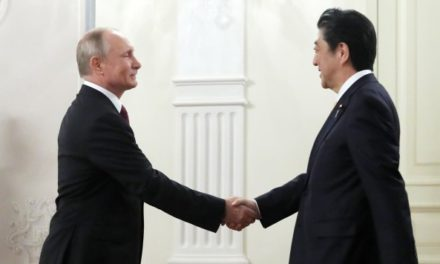 Vladimir Putin as well as Shinzo Abe go over Kuril Islands as well as tranquility pact – South China Morning Post