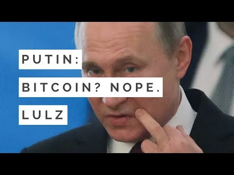 Putin bare Mother Russia Hare system Cryptos Not Legal… Yet!