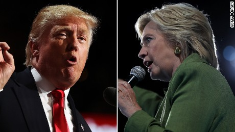 Clinton was ideal: Trump HAS created the wretched