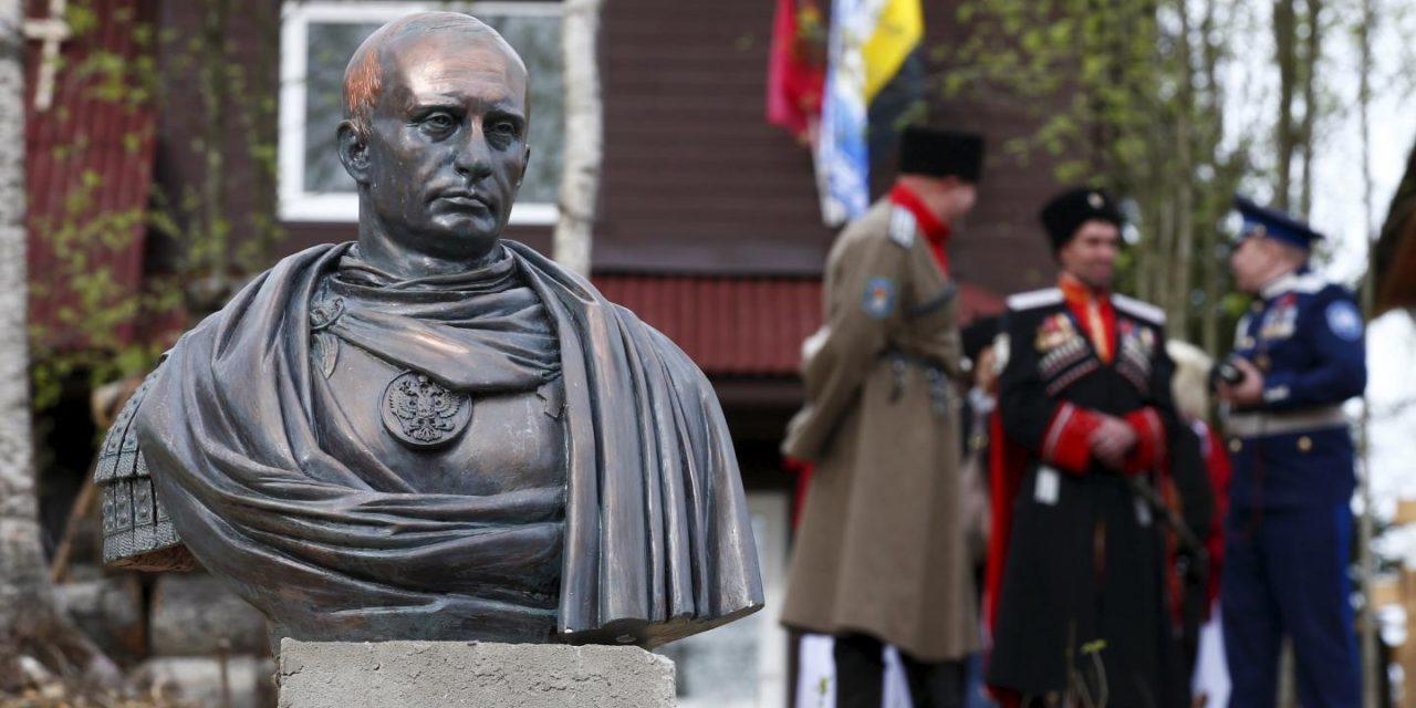 12 -FootVladimir Putin Statue Mysteriously Vanishes Before Grand Unveiling – Newsweek