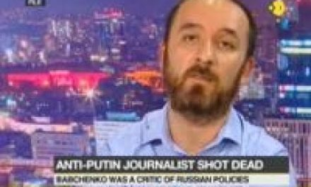 Anti-Putinreporter shot dead in Ukraine