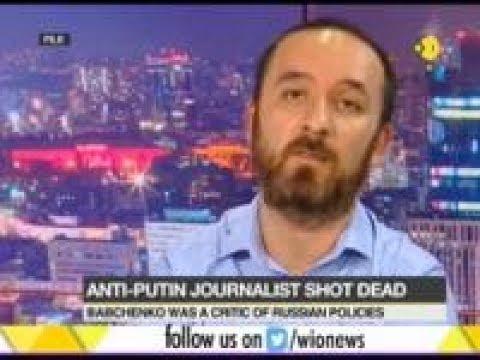 Anti-Putinreporter shot dead in Ukraine