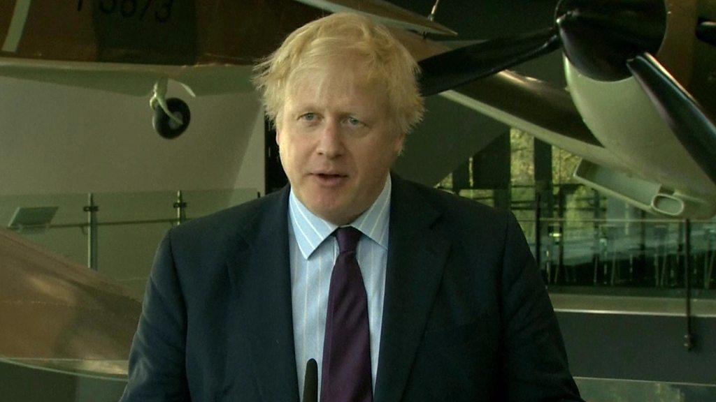Johnson criticizes Putin for nerve representative attack