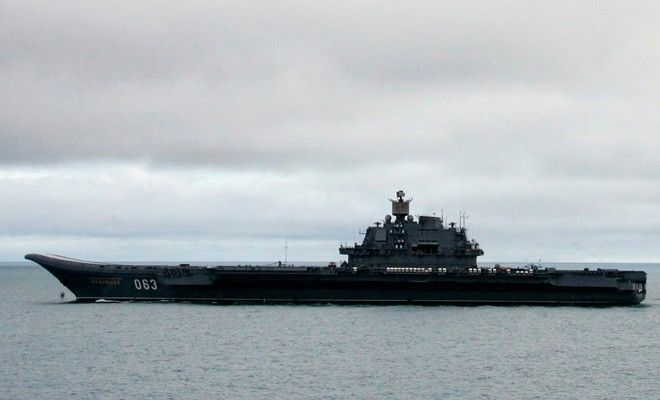 Russia sends its only warship to Syria in action to United States   Fox News