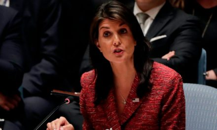 Haley claims Russia chosen 'securing a beast' over Syrian individuals