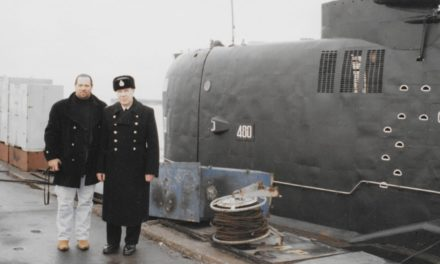 Strippers, Cocaine as well as Assassination: The Crazy( True) Story of Two Crooks Pursuit of a Soviet Submarine