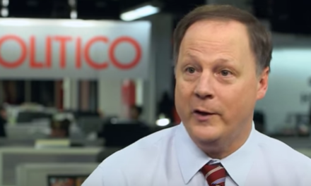 Politico Steps Up Search For New Editor
