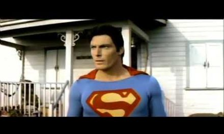 SUPERMAN 4 DELETED SCENE – Battle in Smallville & & Kremlin