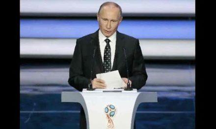 Estos child los favoritos de Putin para el Mundial de Futbol