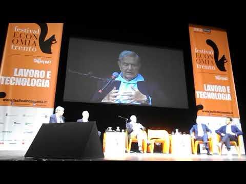 Festival dell' economia: Soros parla di Salvini e Putin