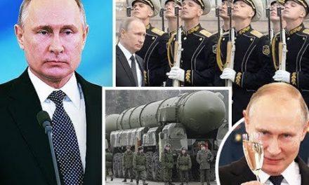 Vladimir Putin will certainly be 'Presidentforever' claims ex lover-Kremlinconsultant