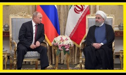 Breaking News|Rohani, Putin To Discuss U.S. Withdrawal From Nuclear Deal