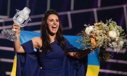 Ukrainian singer's ballad about 1944 Crimea wins Eurovision competition | Fox News