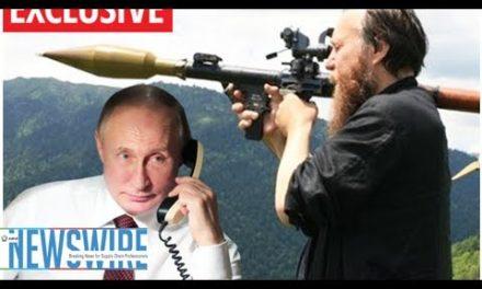Vladimir Putin's creature master: The Kremlin's REAL driving pressure exposed