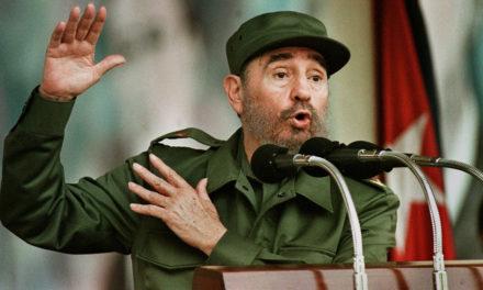 Fidel Castro, Communist Former Leader of Cuba, Dies at 90