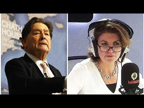 Brexiteer Lord Lawson destroys case that Leave citizens were 'scammed by Putin'