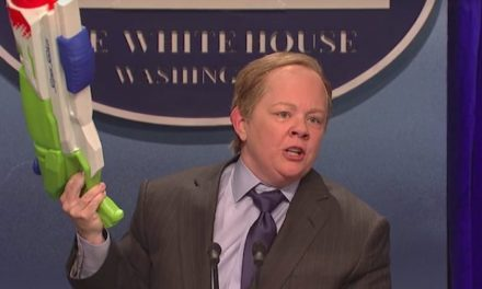 "Sean Spicer May Be Out, But These Videos Prove 'SNL's ""Spicey"" Will Never Die"