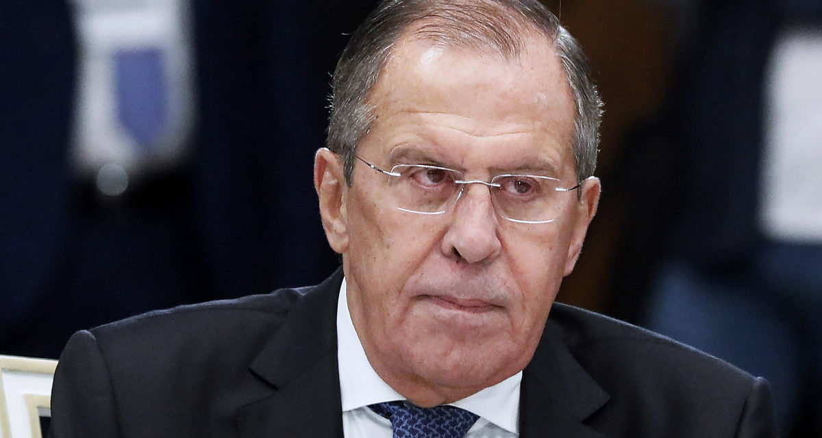Lavrov bangs efforts to affect Russia's residential, diplomacy – TASS