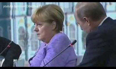 Putin to Merkel wedding event evening